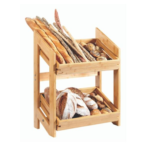 Rosseto Fresh Market Stand With 2 Trays