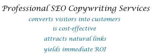 Professional SEO Copywriting Services