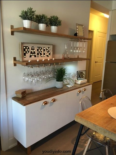 Charmant Built In Bar Option With A Besta   All The Amazing Options You Can Utilize  For