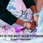 WHAT IS THE BEST GLUE FOR SHOES