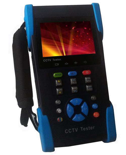 CVI camera tester