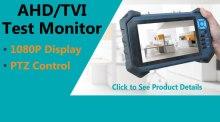AHD test monitor - tester AN-HD7002-AD