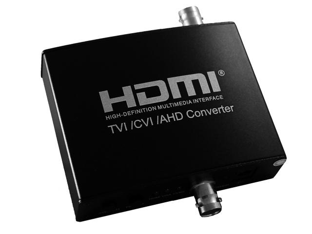 AN-HDA303 AHD TVI CVI to HDMI VGA converter 640480