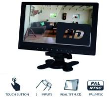10.1'' wall-mounted and car monitor