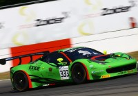 Norbert Siedler - Ferrari 458 Italia - Foto: Vision Sport Agency / SRO