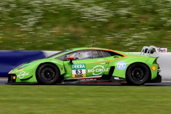 Lamborghini Huracán GT3 - GRT Grasser Racing Team © Rudolf Beranek
