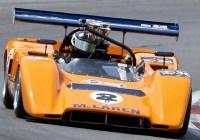 Harry Read im 800 PS CanAm-McLaren © Ennstal-Classic