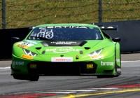 Sieg für den Grasser Lamborghini Huracan GT3 © Rudolf Beranek