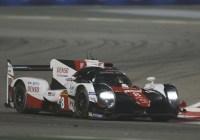 Sieg für Toyota auf dem Bahrain International Circuit © Toyota Racing
