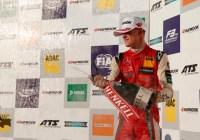 Mick Schumacher ist der neue FIA Formel 3 Europameister © FIA F3