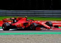 Charles Leclerc feiert Heimsieg in Monza @Scuderia Ferrari Press Office