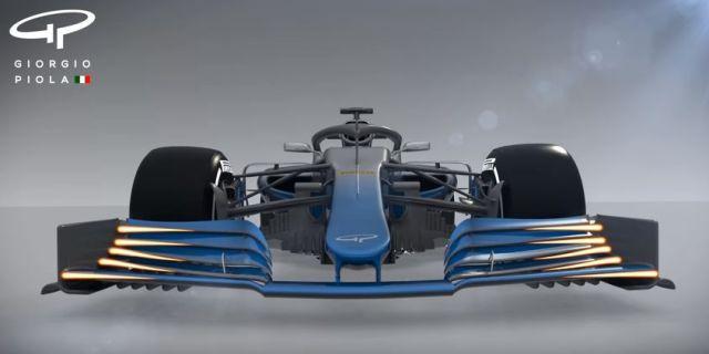 F1 New Rules