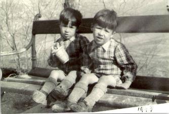 Mario e Aldo Andretti