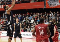 Patrick Frimpong topsport basketbal
