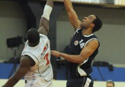 Focus Patrick Frimpong Topsport Basketbal