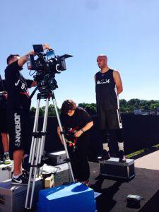 Leven als topsporter Patrick Frimpong