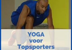Yoga voor topsporters