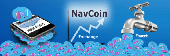 Top NavCoin (NAV) Faucets, Exchanges, and Staking Wallets | Top ...