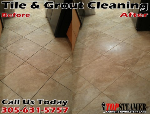 Miami Beach Tile and Grout Cleaner