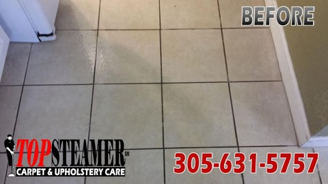 Tile and Grout Cleaning In Kendall