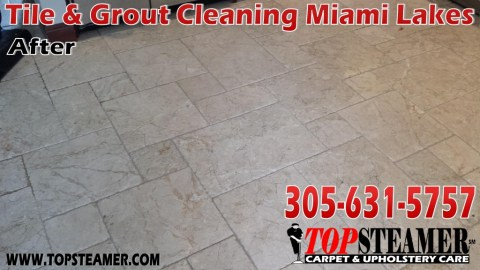 Tile Cleaner Miami Lakes