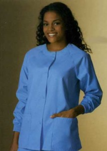 Warmup Jacket Ladies style 14140