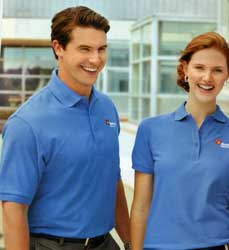 Silk Touch Polo style K500