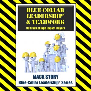 Blue Collar Leadership and teamwork audio cover-2