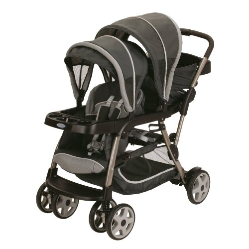 Graco Ready2grow Click Connect LX Stroller Review