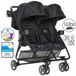 ZOE Umbrella XL2 Double Stroller