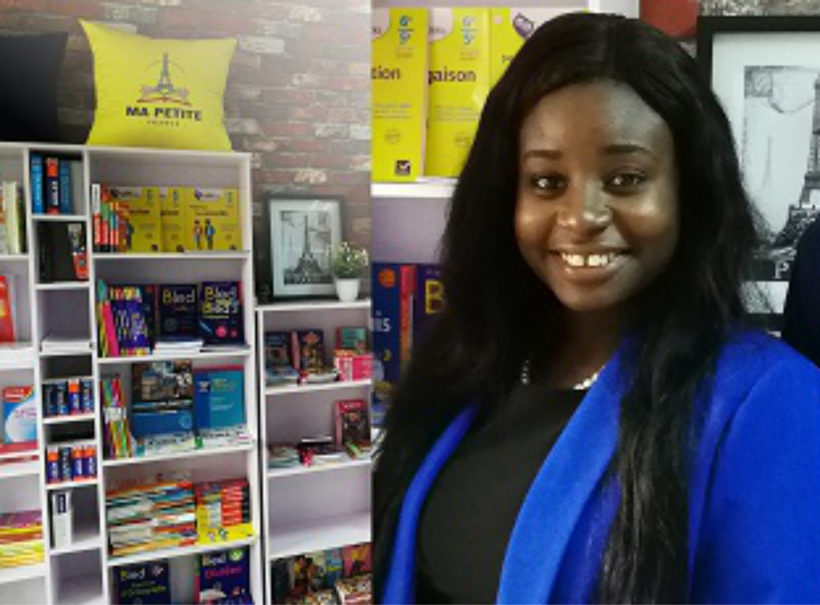 INTERVIEW: MISS TOSIN ADESINA, FOUNDER OF MA PETITE FRANCE
