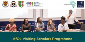 AfOx Visiting Fellows Program 2020 for African Scholars and Researchers (Fully Funded to Oxford University)