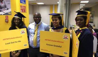 MTN 2020 Global graduate development program