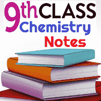 9th Class Chemistry Notes free Download