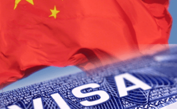 Instructions For Chinese Visa