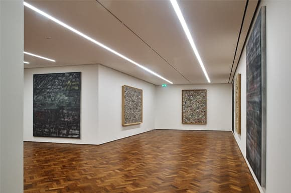 architectural linear lighting
