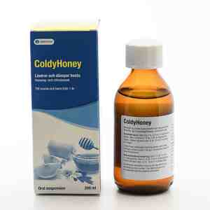 ColdyHoney - Hostesaft