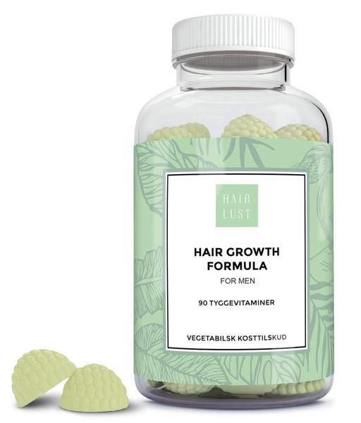 Vitaminer til håret