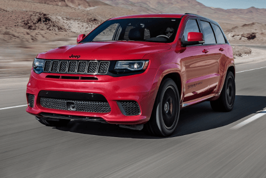 2021 Jeep Grand Cherokee Changes, Specs And Redesign
