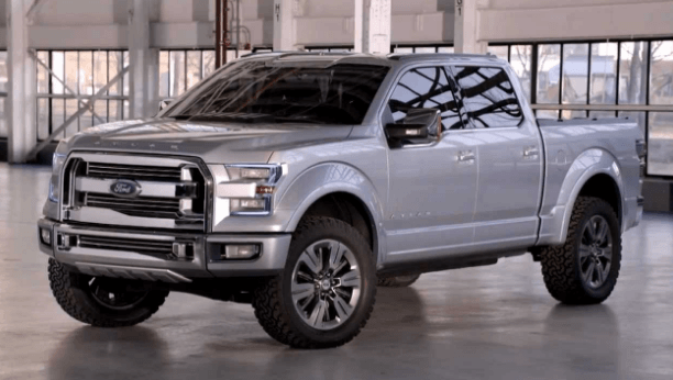 2020 Ford Atlas Redesign, Changes and Release Date