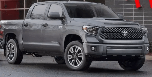 2021 Toyota Tundra TRD Sport Price, Interiors and Redesign