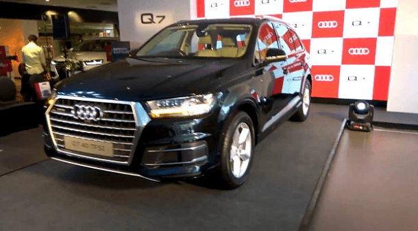 2021 Audi Q7 TDI Price, Concept And Redesign