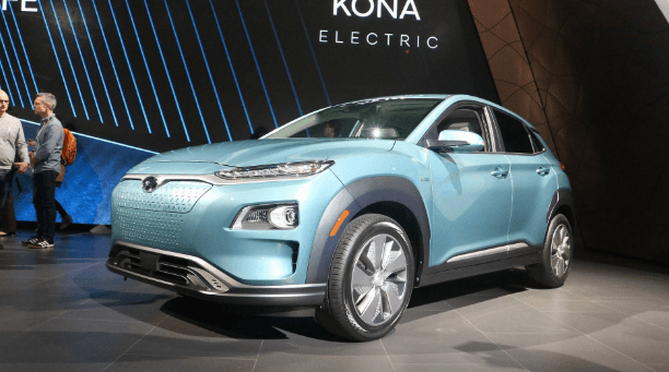 2020 Hyundai Kona EV Changes, Specs And Release Date