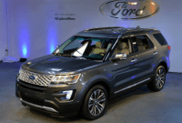 2020 Ford Explorer Specs, Redesign and Price