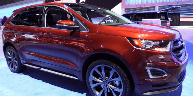 2020 Ford Edge Sport Changes, Specs and Redesign