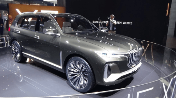 2020 BMW X7 Specs, Interiors, and Release Date