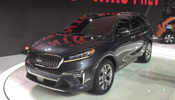 2020 Kia Sorento Specs, Interiors And Redesign