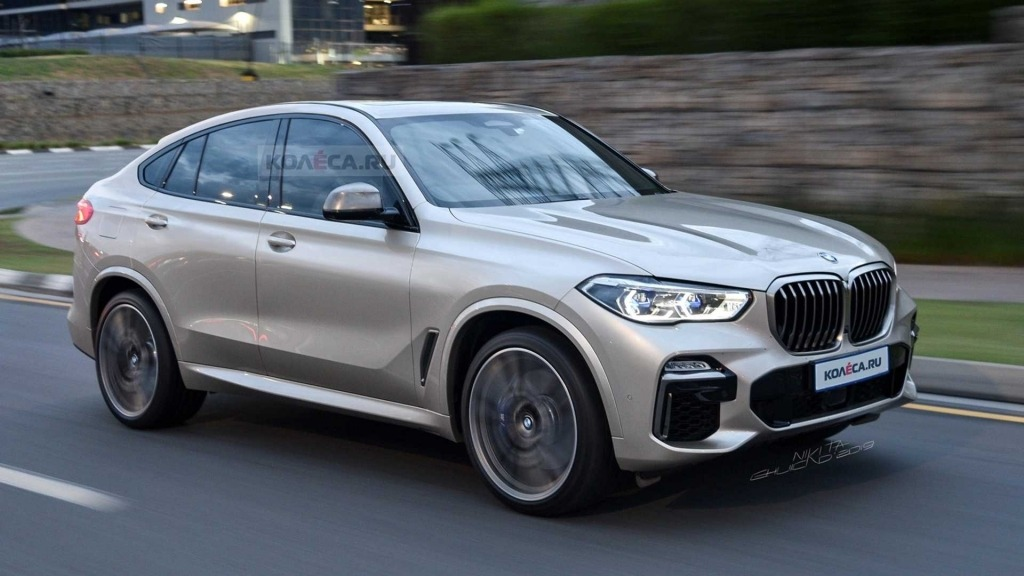 2020 BMW X6 Release Date
