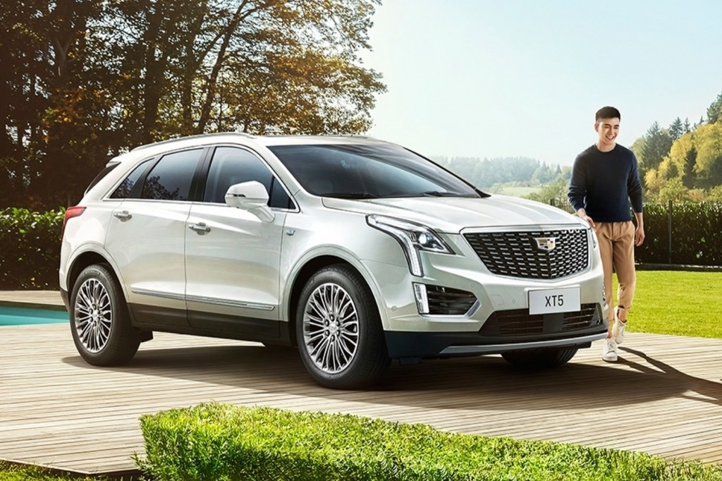 2020 Cadillac XT5 Pictures