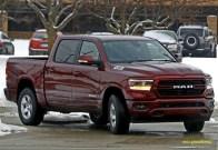 2020 Dodge Dakota Spy Photos